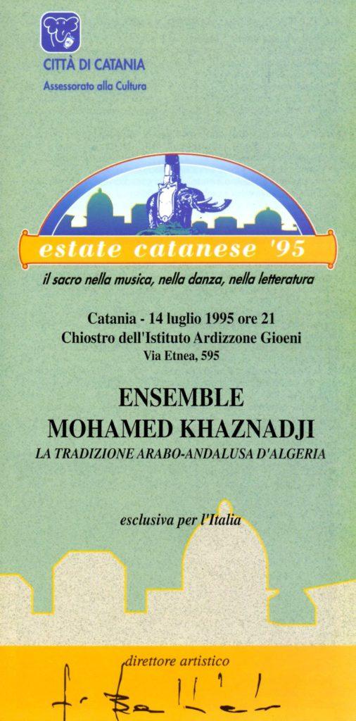 La tradizione arabo-andalusa d Algeria