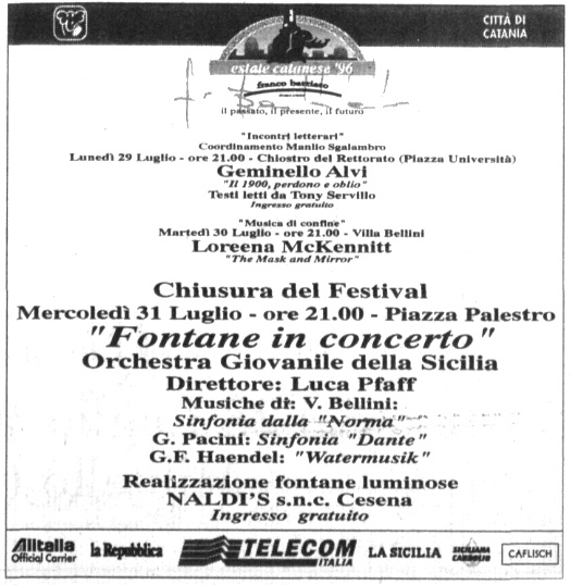 Estate catanese 96 1996-07-28