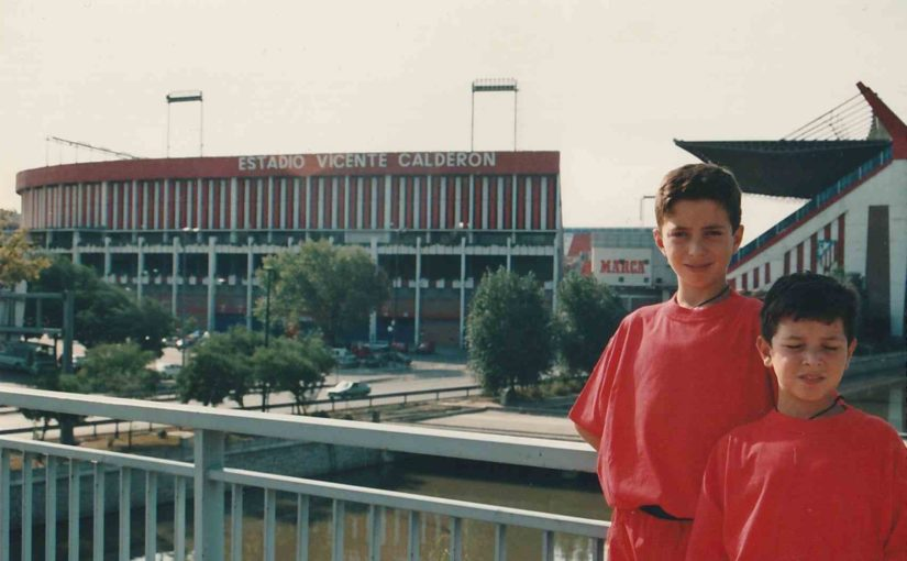 Madrid 🇪🇸, agosto 1997