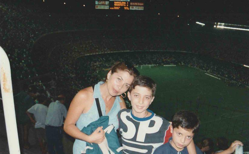 Barcellona 🇪🇸 [Barcelona], 13 agosto 1997