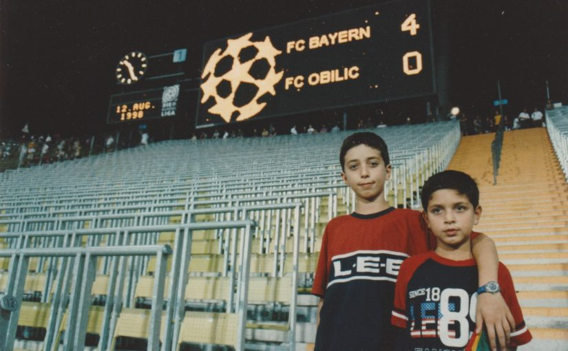 Monaco 🇩🇪 [München], 12 agosto 1998