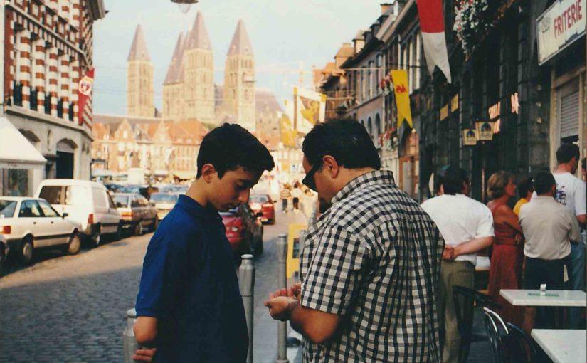 Bruges 🇧🇪 [Brugge], agosto 2000