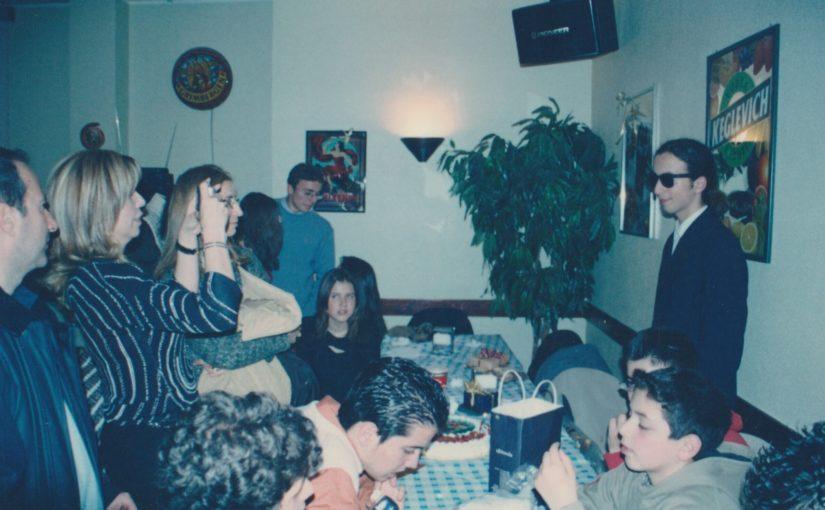 Catania, 12 aprile 2003