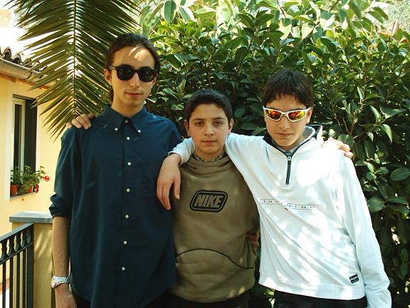 Catania, 20 aprile 2003