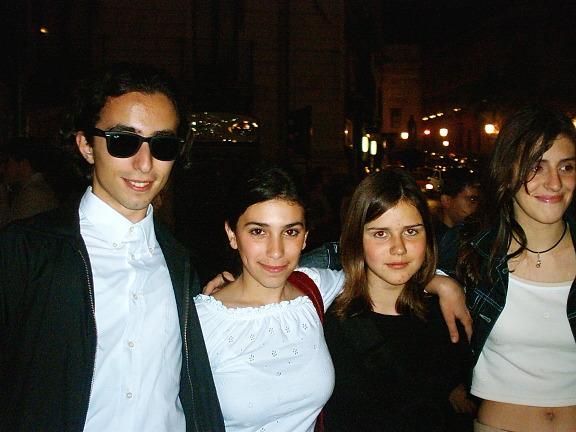 Catania, 17 maggio 2003