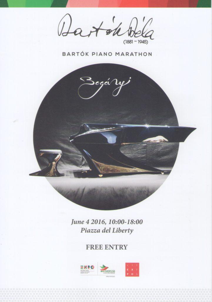 Bartok Piano Marathon