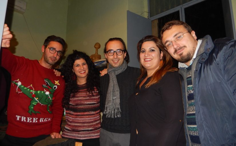 Catania, 28 dicembre 2017