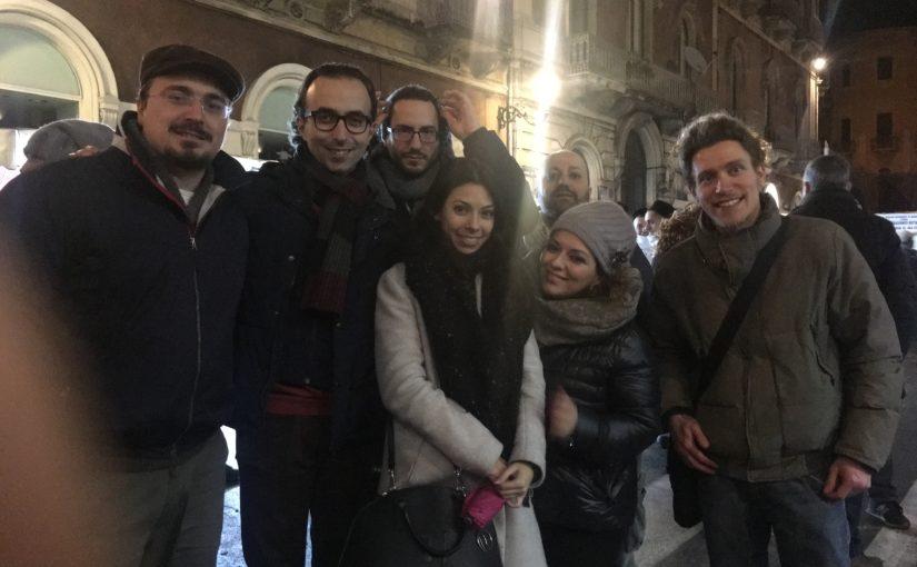 Catania, 5 febbraio 2018