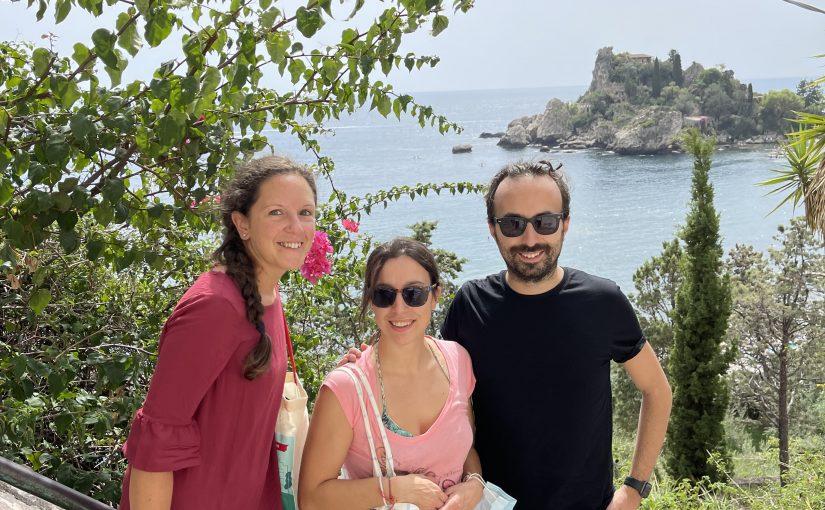 Taormina (ME), 18 settembre 2021