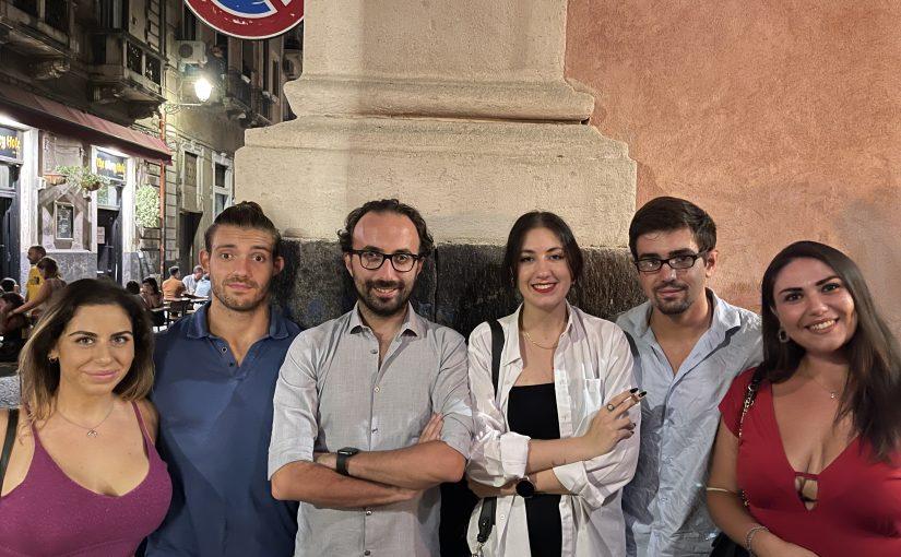 Catania, 3 settembre 2021